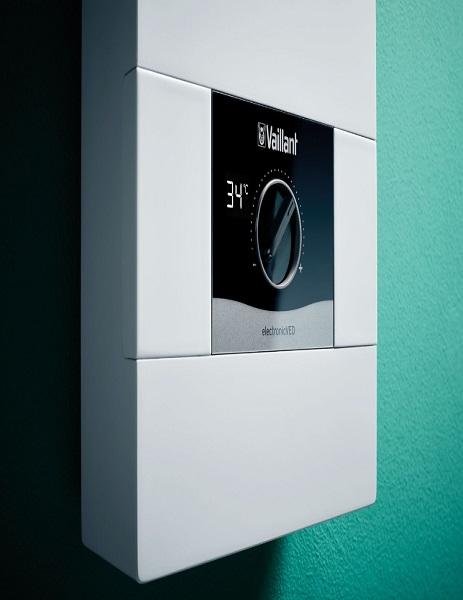 vaillant VED E 18/8  elektronik VED E trifaze 18 kw elektrikli şofben ürün kodu: 10023781