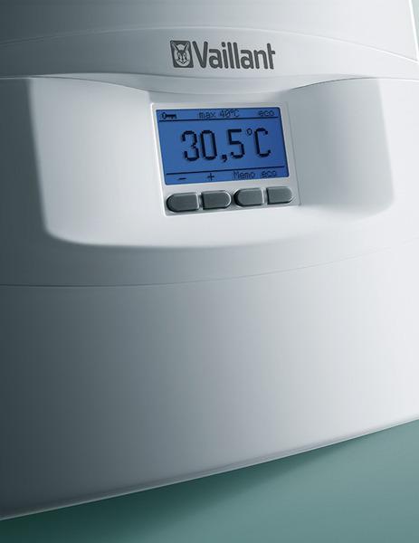 vaillant VED E 18/7 P INT Plus Vaillant Trifaze 18 kw  elektrikli şofben (60 C' 6,0 l/dk)