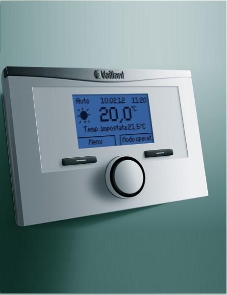 Vaillant Calormatic 450f Dış Hava Duyargalı Modülasyonlu Oda termostatı