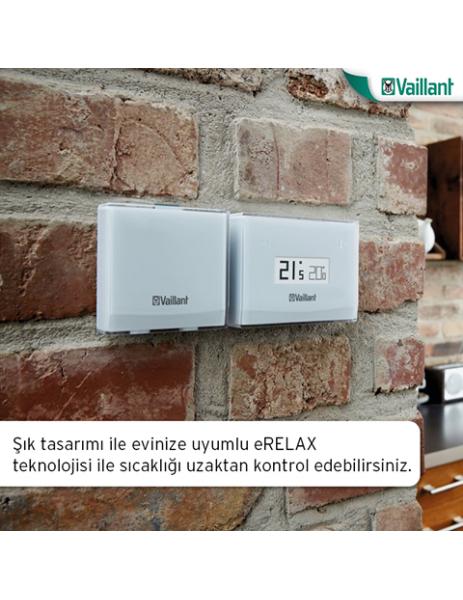 eRELAX Modülasyonlu Dış Hava Duyargalı Akıllı Kontrol Cihazı