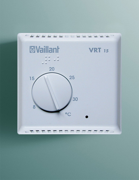 vaillant vrt 15 oda termostatı on/off analog